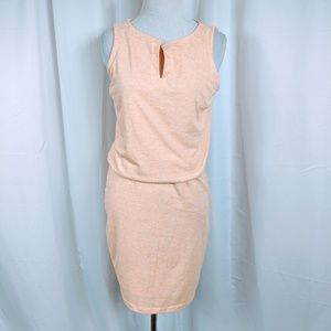 Athleta Sleeveless Orange Leisure Dress